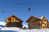 Ski à Noël au pied des pistes