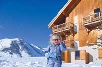 Séjour au ski au pied des pistes