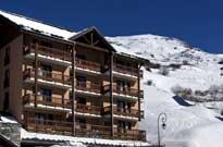 Séjour au ski à Valmeinier 1800 à proximité des pistes