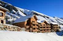 Grands appartements pour vos vacances au ski