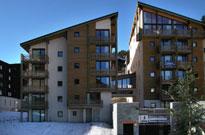 Vacances au ski en famille à 300 mètres des pistes