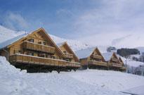 Vacances au ski en résidence avec piscine intérieure et saunas