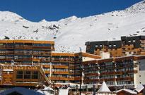 Vacances dans l'une des plus hautes stations de ski
