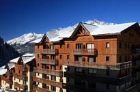 Ski en février ou en mars en appartement pour 6 personnes