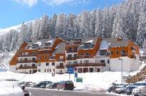 Vacances au pied des pistes de ski dans une station familiale