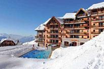 Vacances au ski en mars à proximité des pistes