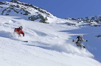 Semaine au ski à Noël avec forfaits de ski