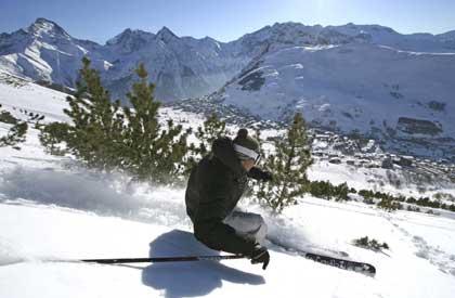Séjour du Nouvel An avec 6 jours de ski inclus