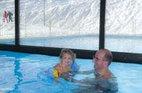 Vacances au ski au pied des pistes