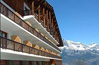 Bien-�tre et ski au pied du Mont Blanc