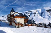 Vacances scolaires au pied des pistes de ski