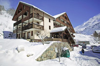 Grands appartements au ski