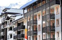 Vacances au ski au pied du Mont Blanc