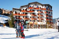 Ski en mars sur le domaine des 3 Vallées