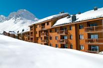 Grands appartements haut de gamme à Tignes